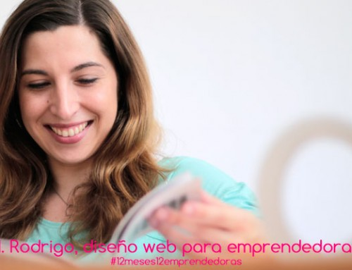 Carmen M. Rodrigo, diseño web para emprendedoras digitales
