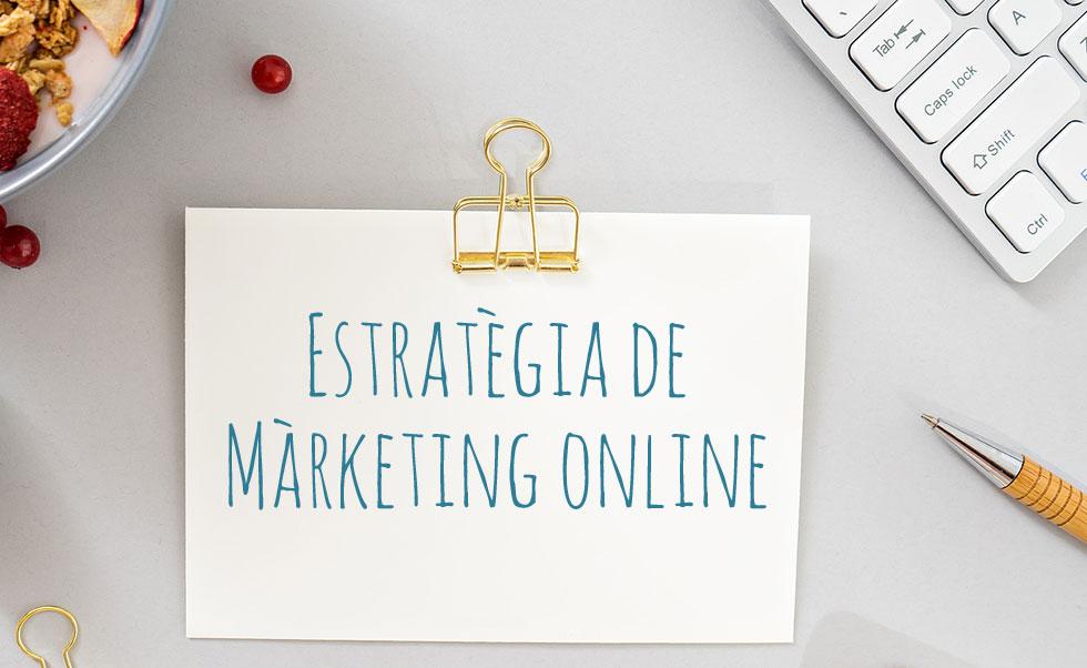 Elisa Cabezas, estratègia en Màrketing Online i Comunicació 2.0