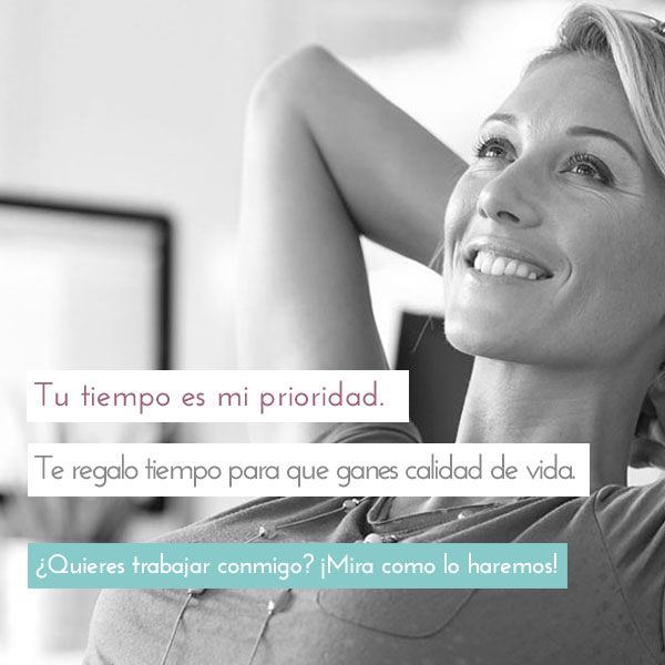 Trabaja con Elisa Cabezas, asistente virtual de dirección