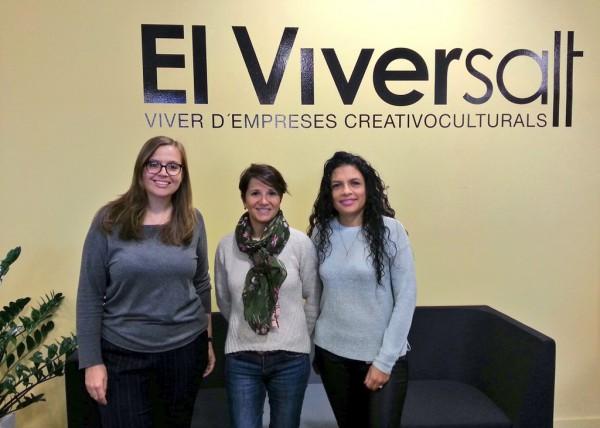 Elisa Cabezas, converses al Viver
