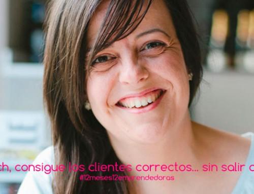 Kristina Pach, consultora en marketing online