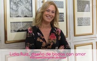 Lidia Ruiz, wedding planner en Barcelona