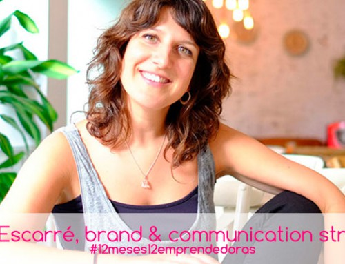 Mireia Escarré, brand & communication strategist