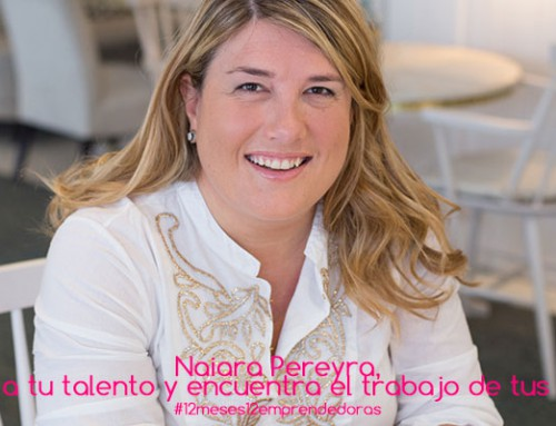 Naiara Pereyra, desarrollo profesional, liderazgo y comunicación