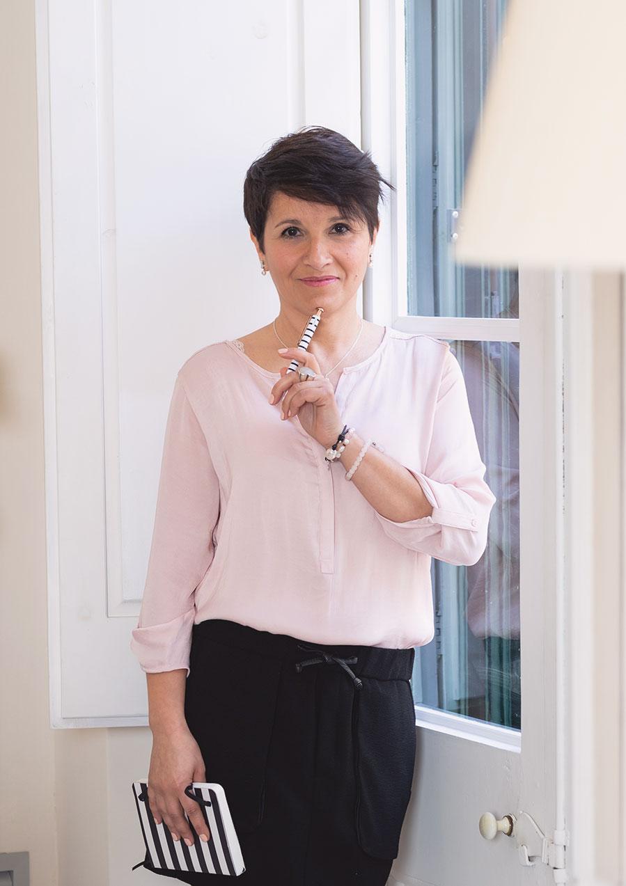 Elisa Cabezas, organización, productividad, gestión del tiempo
