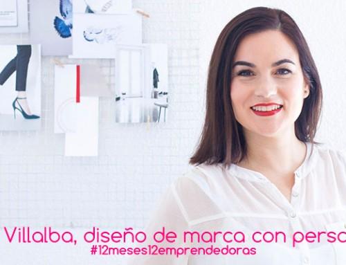 Mamen Villalba, diseño de marca con personalidad